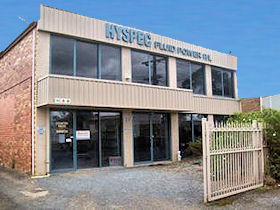 Hyspec Fluid Power Melbourne (Eltham) Office